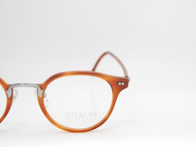 Braun Classics 20 ライトブラウン