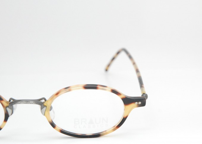 Braun Classics 86 べっ甲
