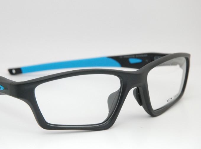 クロスリンクスウィープ OX8033-0155 サテンブラック(ブルー)