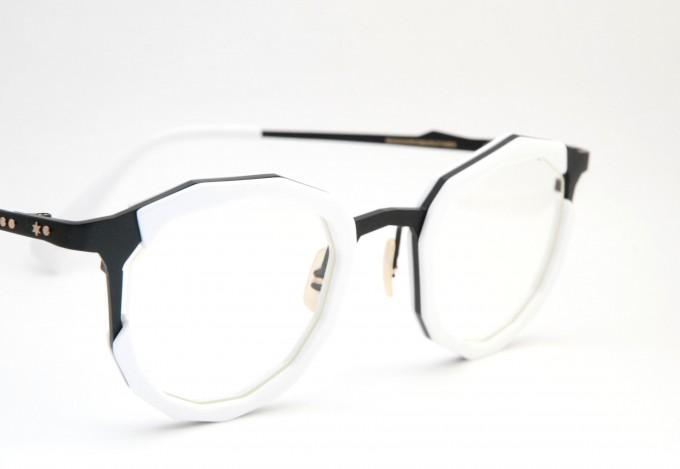 マサヒロマルヤマ MM-0020 4 ホワイト×ブラック